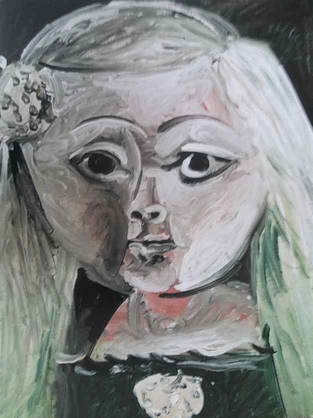 Pablo Picasso - Etude pour les Ménines