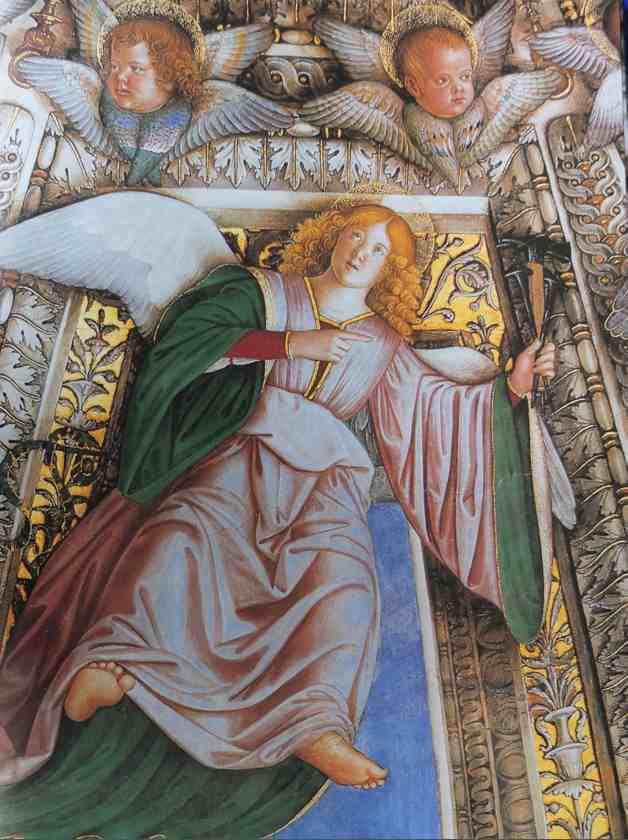 Les anges de Melozzo da Forli (1438-1494)