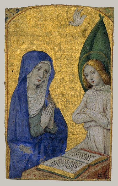 Jean Bourdichon vers 1457-1521 - Trois oeuvres