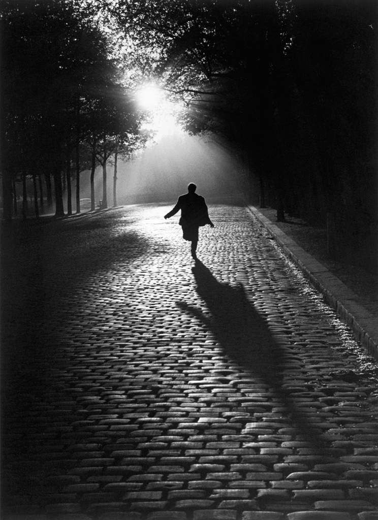 L'homme qui court,Paris 1953 Sabin