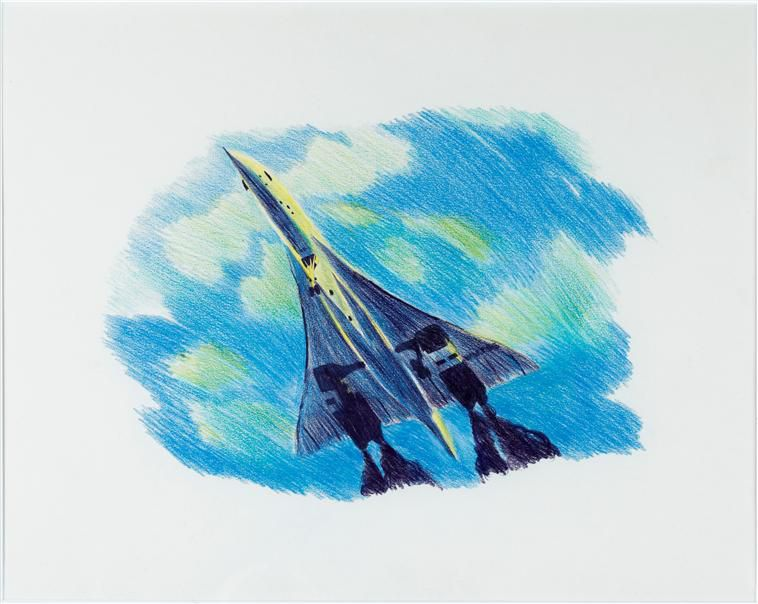 Concorde - Anette Messager