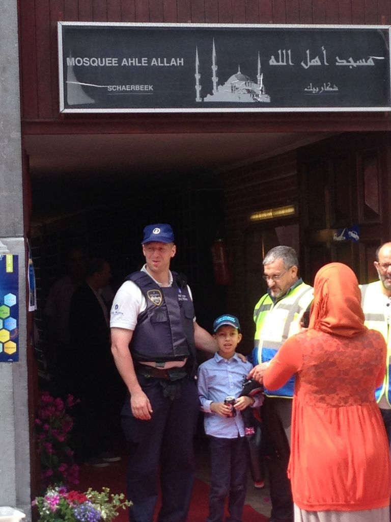 Journée &quot&#x3B;Portes ouvertes&quot&#x3B; pour les Mosquées de Schaerbeek