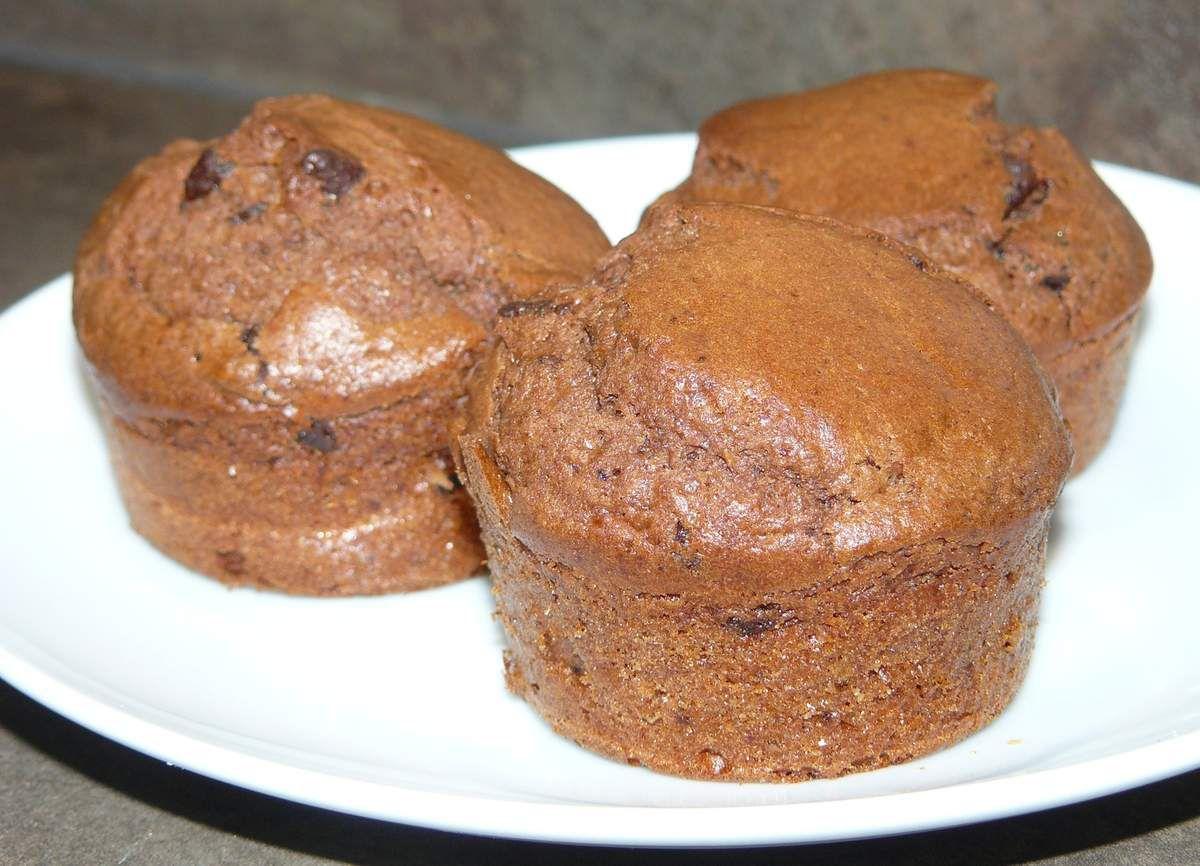 Muffins chocolat et piment d'Espelette