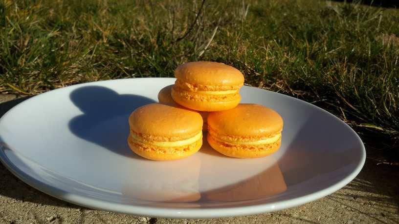 Mes essais macarons