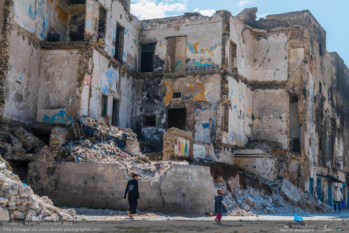 Reportage : la ville d'Essaouira, Maroc