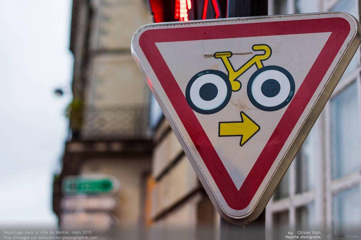 La photo du jour, 12/03/2015 : La ville de Nantes
