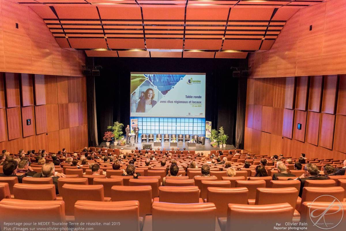 Les photos du jour, 23/05/2015 : Touraine terre de réussite, reportage pour le MEDEF, partie 4
