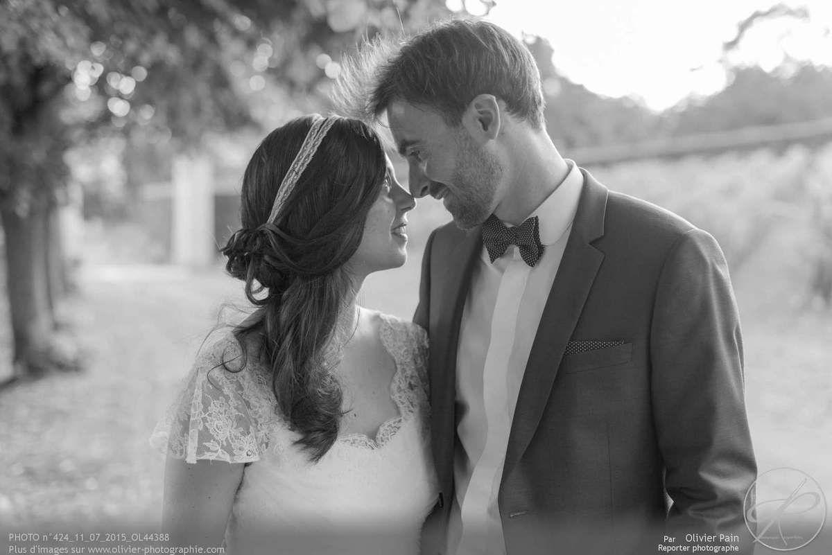 La photo du jour, 19/07/2015 : Reportage lors d'un mariage à Tours