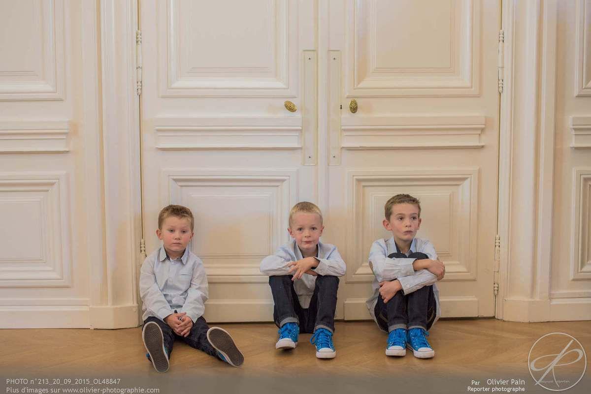 Reportage lors d'un mariage sur Bourges