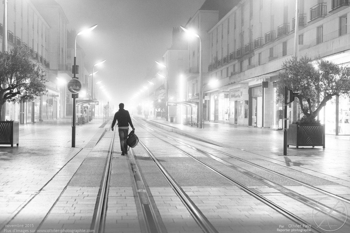 Photographies de rue à Tours