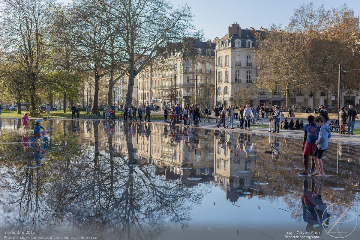 Photoreportage à Nantes