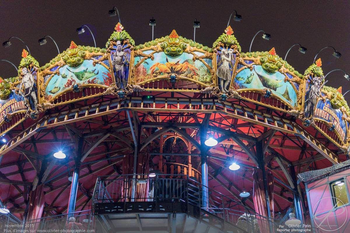 Photoreportage à Nantes : l'île
