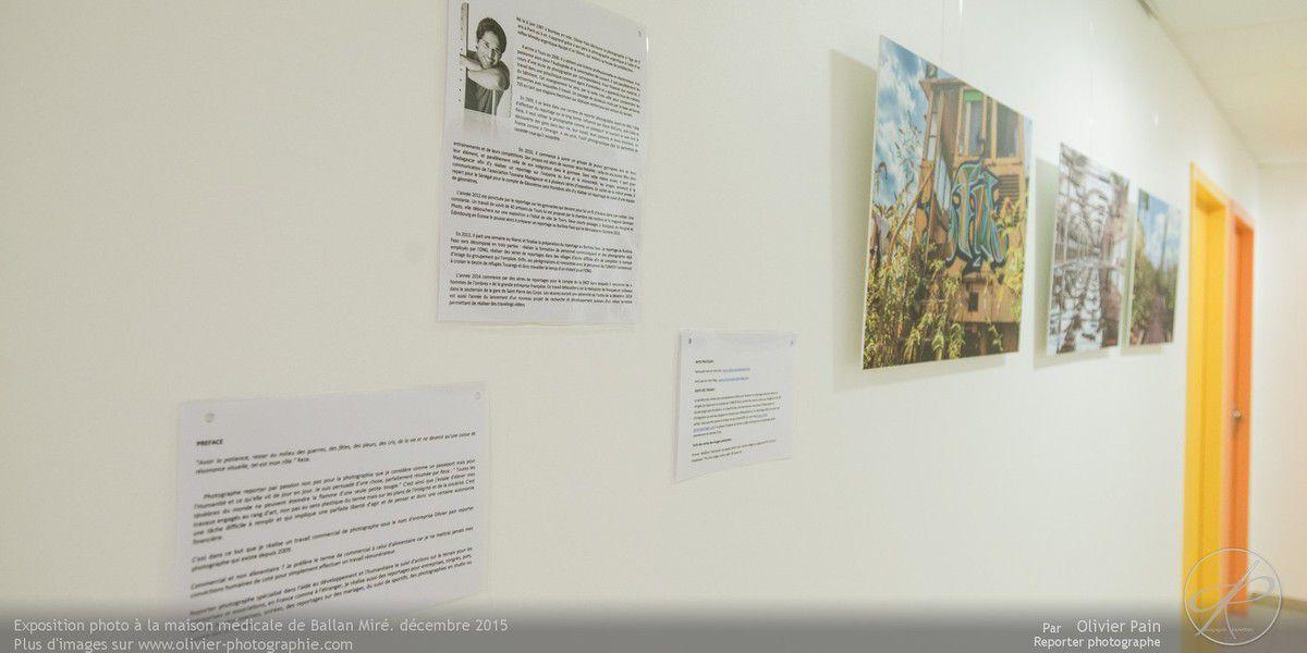 EXPOSITION : Retrouvez l'exposition &quot&#x3B;Abandon&quot&#x3B; à Ballan Miré