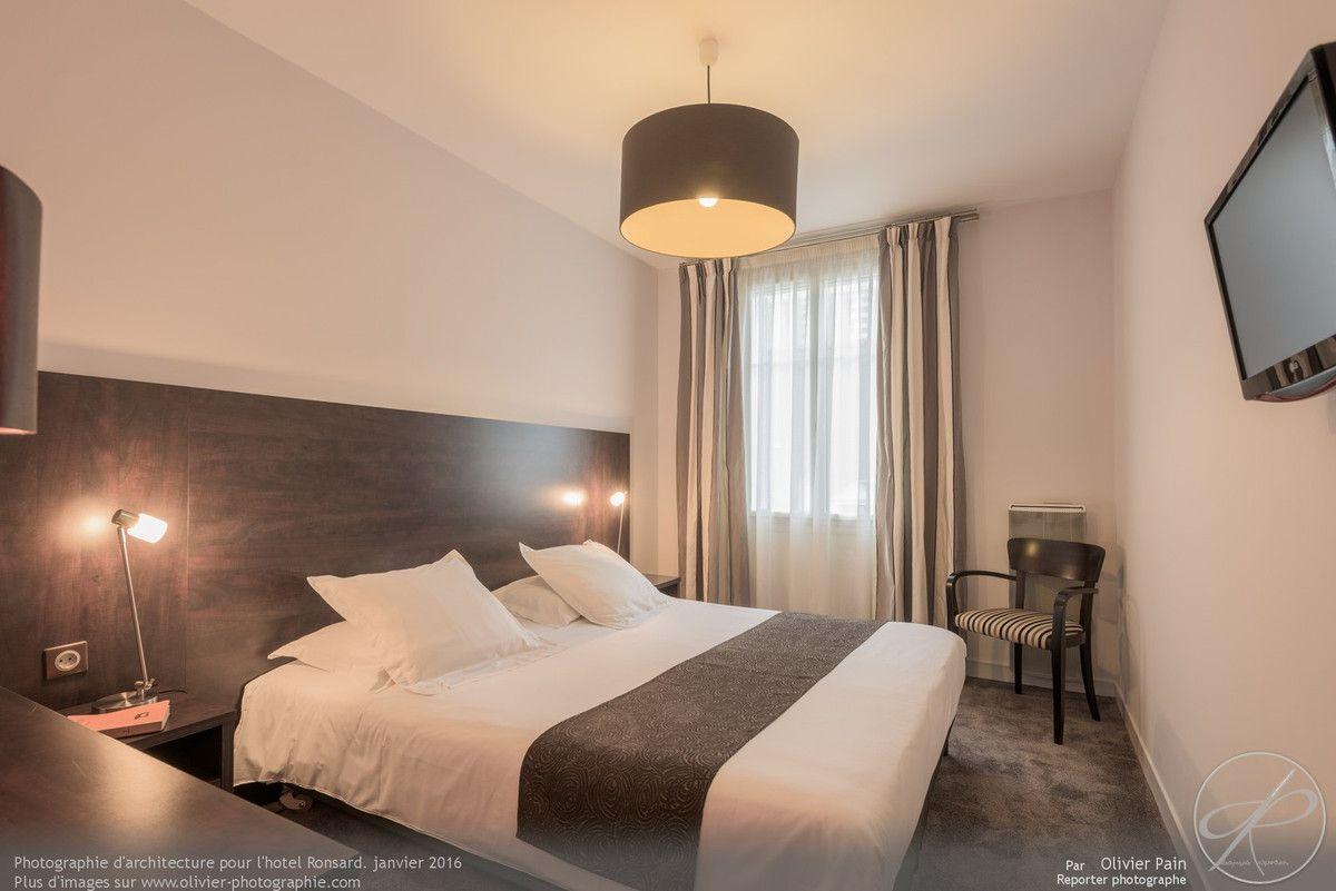 Photoreportage : Architecture à Tours pour l'hotel RONSARD
