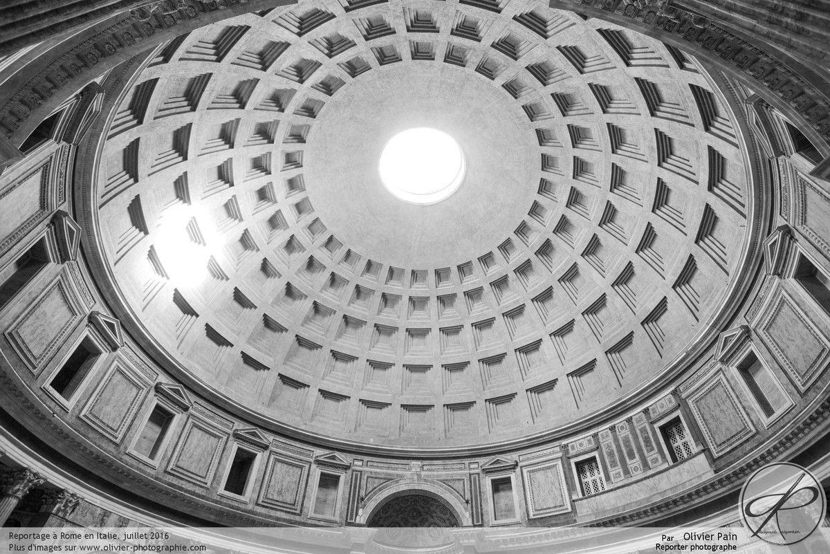 Architecture romaine.