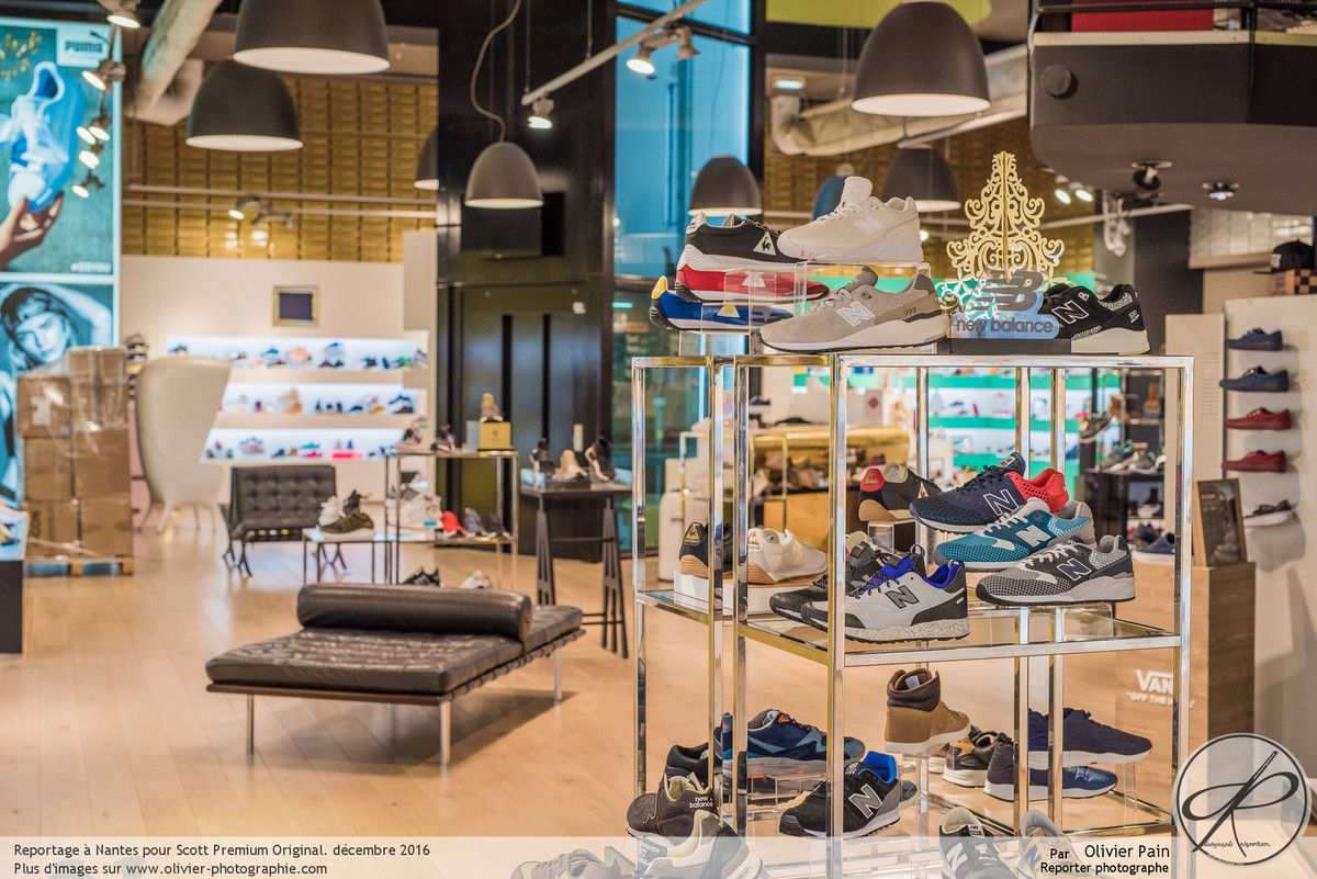 Magasin chaussures pieton nantes - Magasin design nantes ...