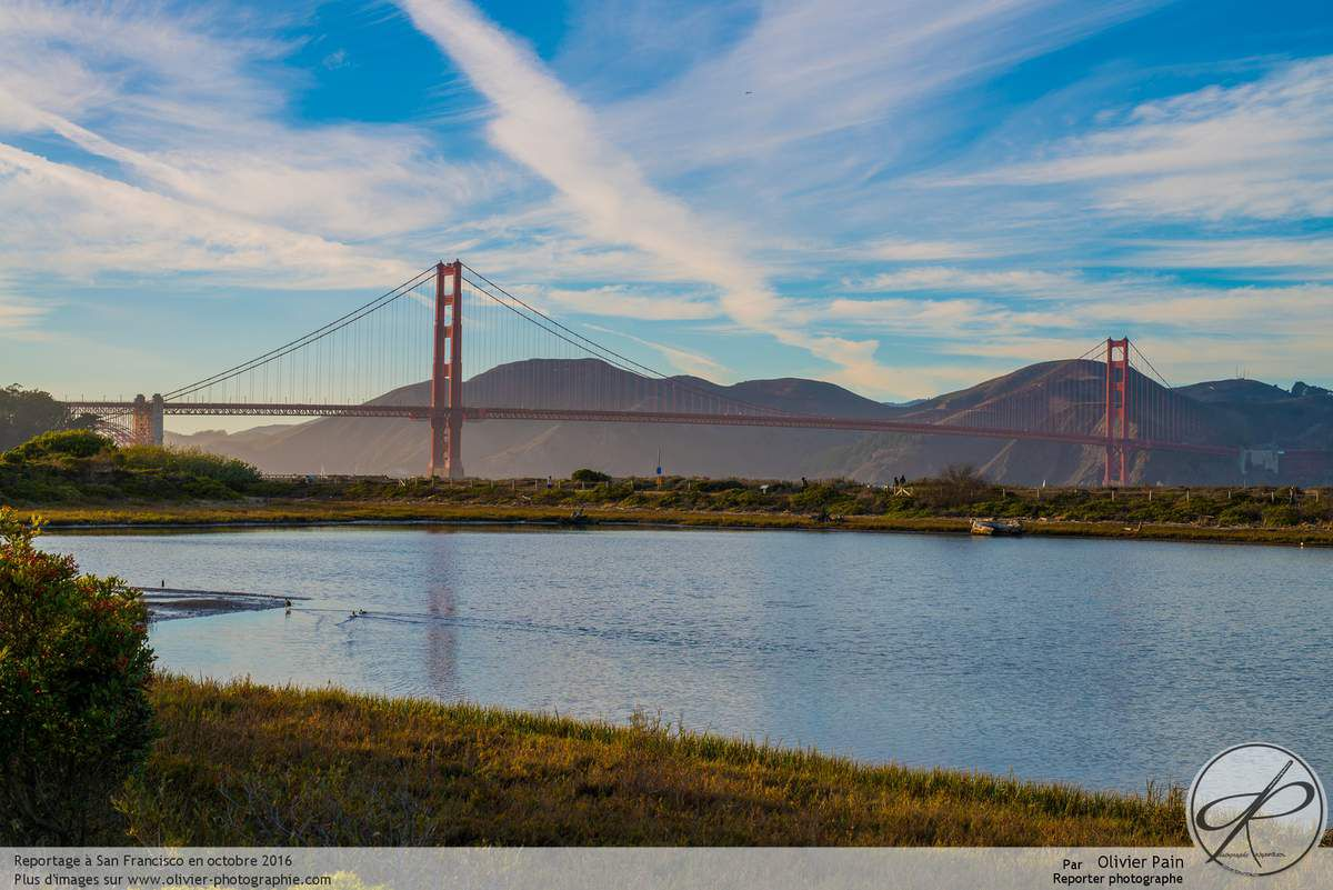 Photoreportage à San Francisco aux états unis