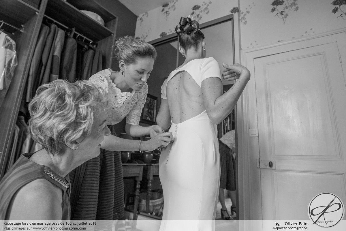 Reportages mariage en touraine et en Bourgogne, Photographe encore un peu disponible pour la saison 2017