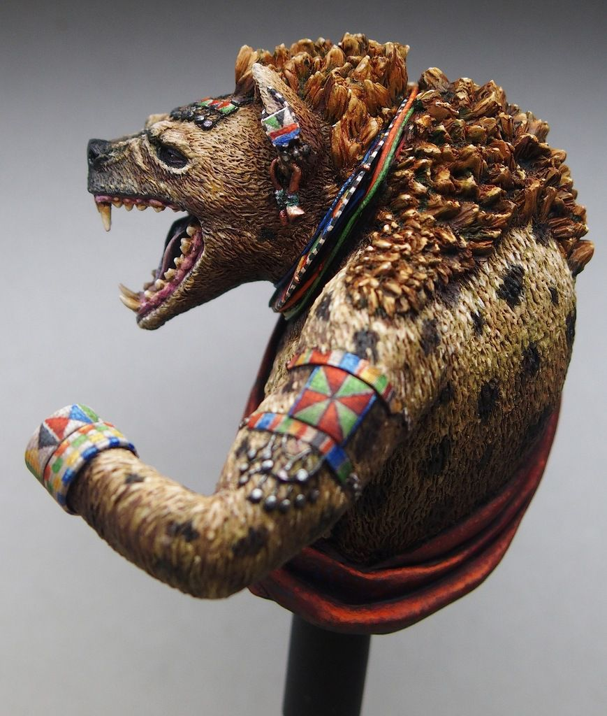 Hyaenidae crocuta