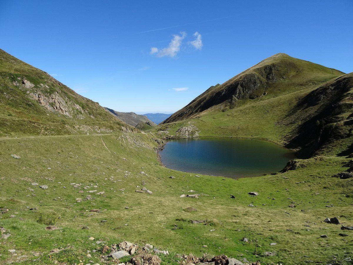 L'étang de Prat Matau