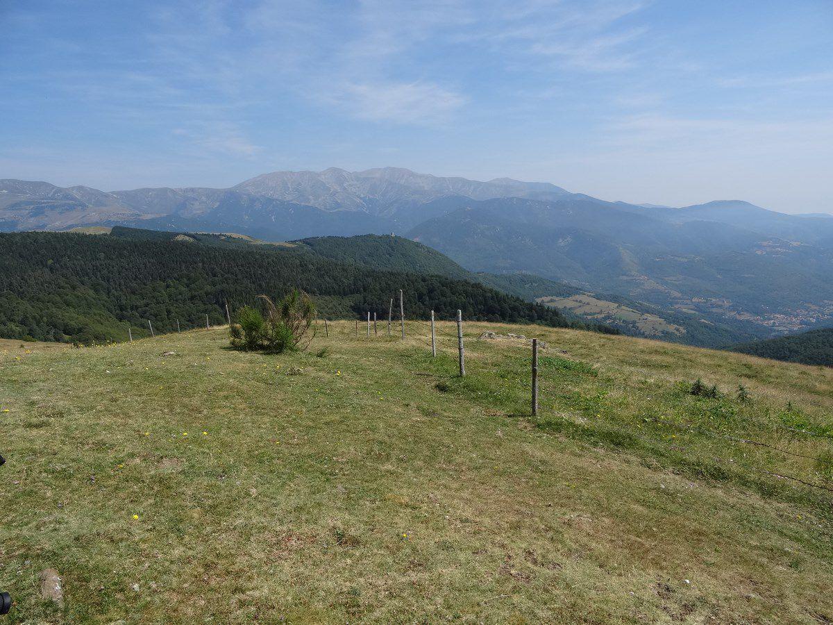 VTT en Haut Vallespir, les Roques Blanches et la Catalogne espagnole