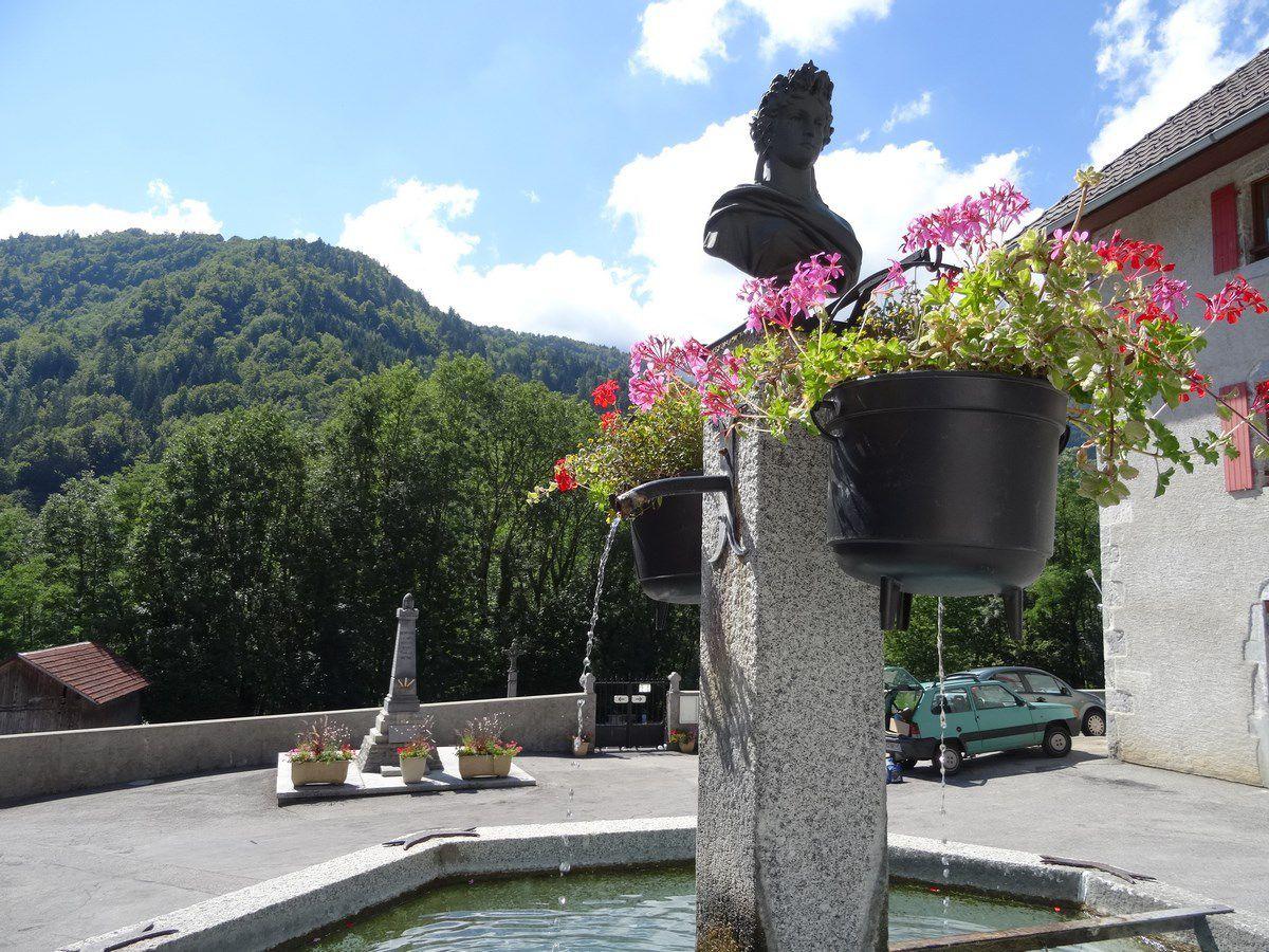2 & 3 Août : Lac d'Annecy et Laffrey