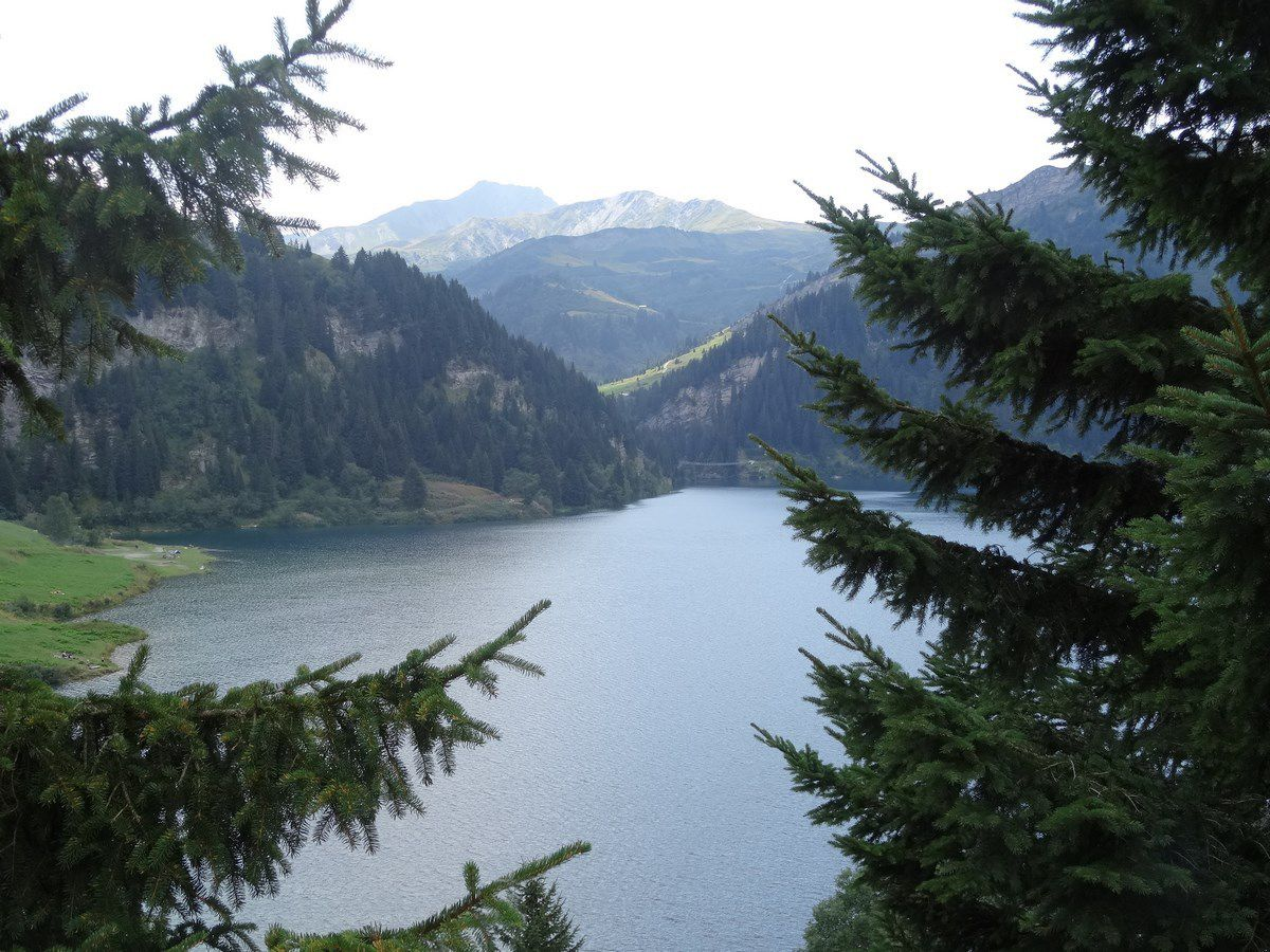 Alpes 2015 - Jeudi 13 Août