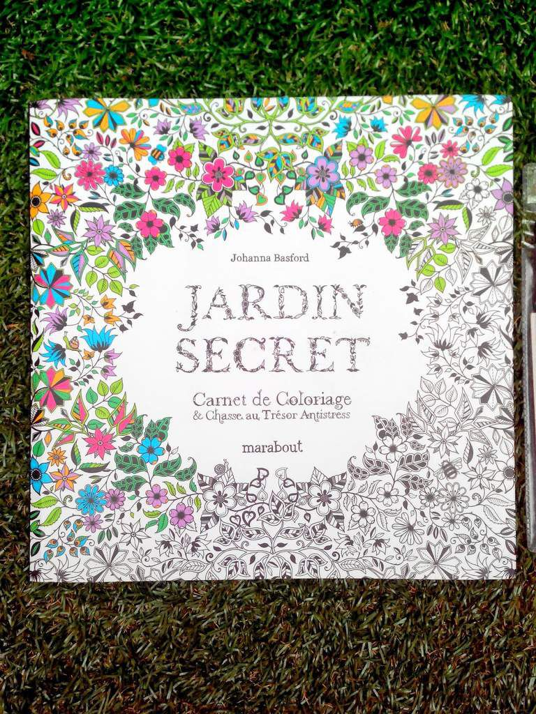 Coloriages zen anti stress adulte le blog de creacoco60 for Jardin secret des hansen