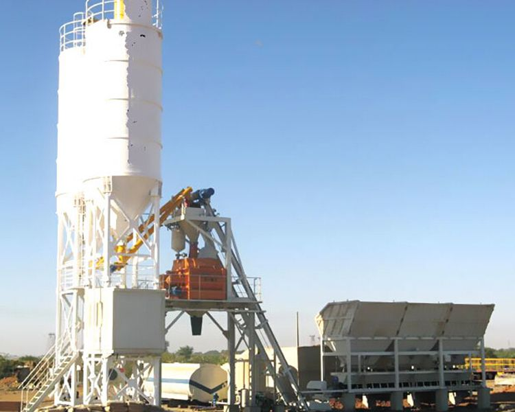 Batching Plant Operation : Cleaning of concrete batching plants is a necessary step
