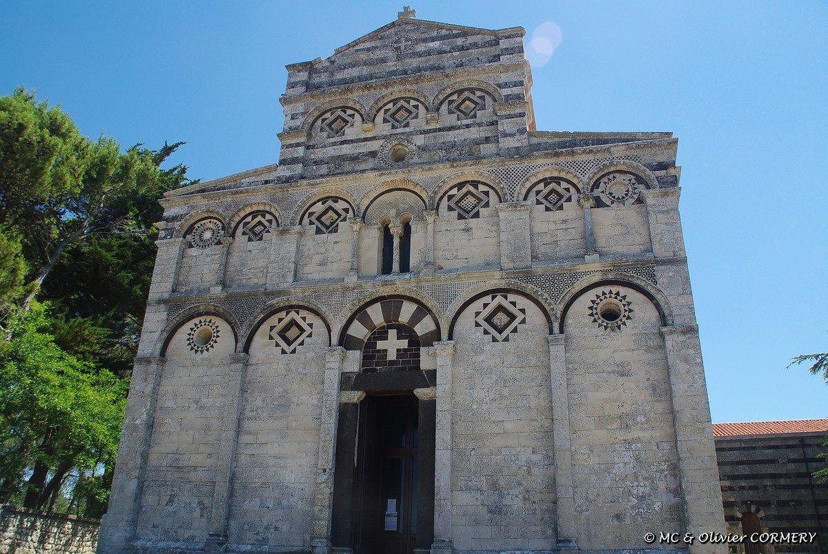 Santa Trinità di Saccargia & Stintino