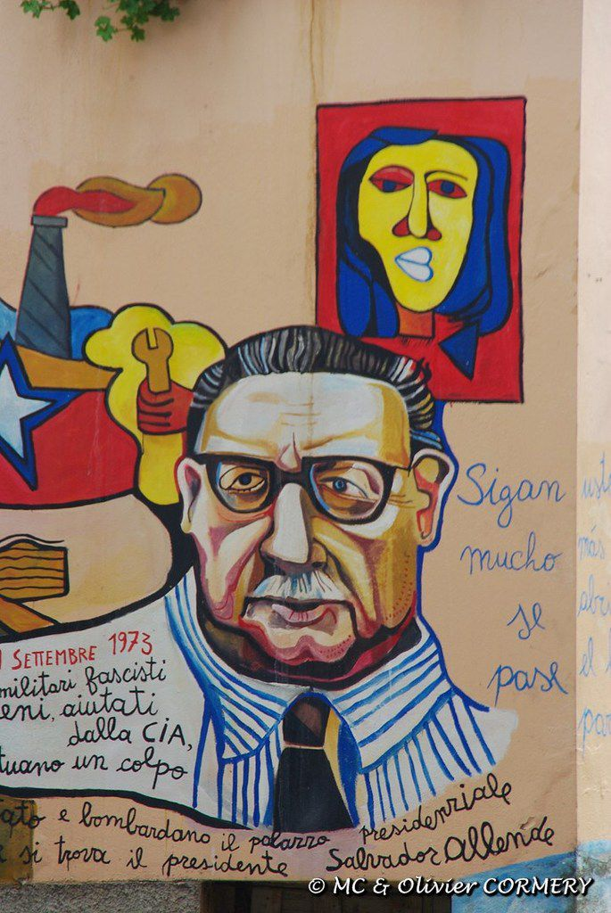 Sardaigne : Le Village d'Orgosolo