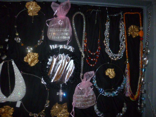 Les bijoux sont dans la malle aux trésors....