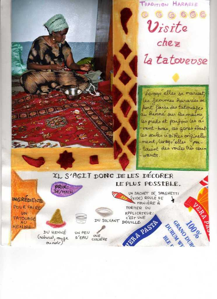 Carnet d'Ethiopie