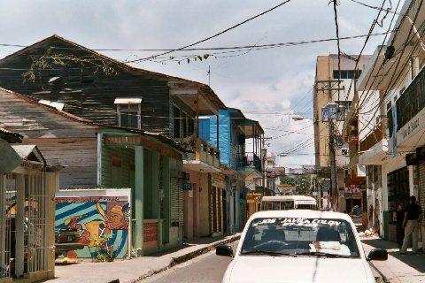 Photos de voyage en République dominicaine (2005)