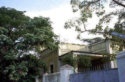 Une maison somalie, les Somalis étant une puissante ethnie d'Afrique de l'Est.