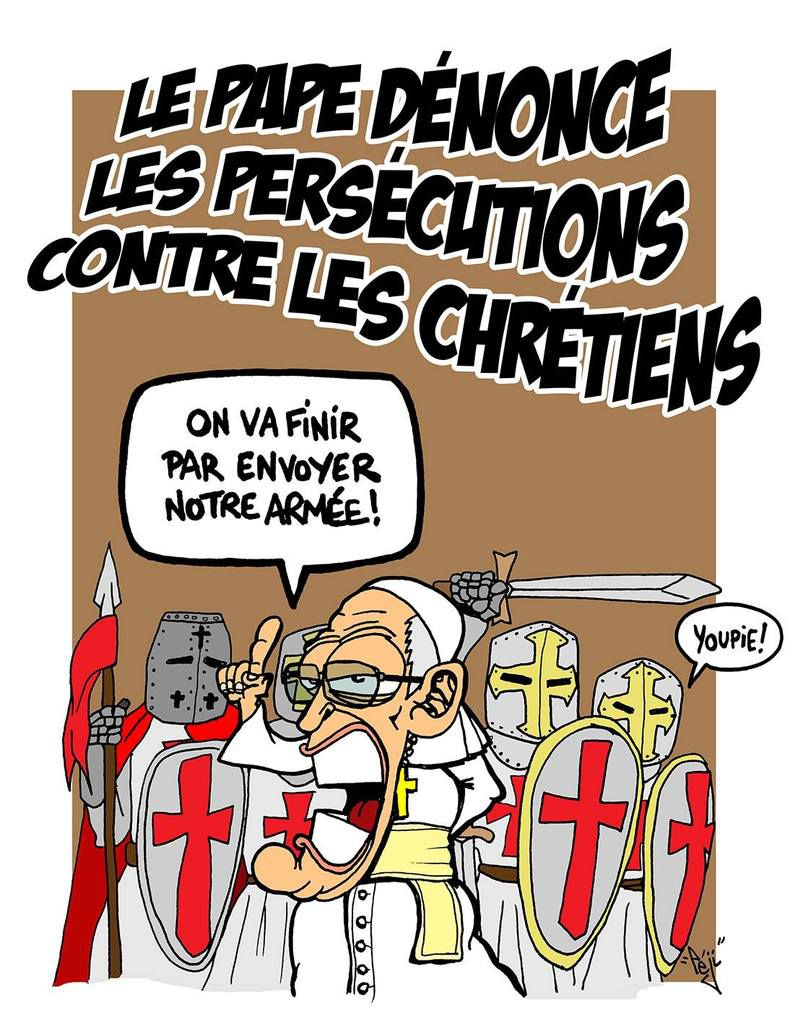 Les illustrateurs du 6 au 12 avril
