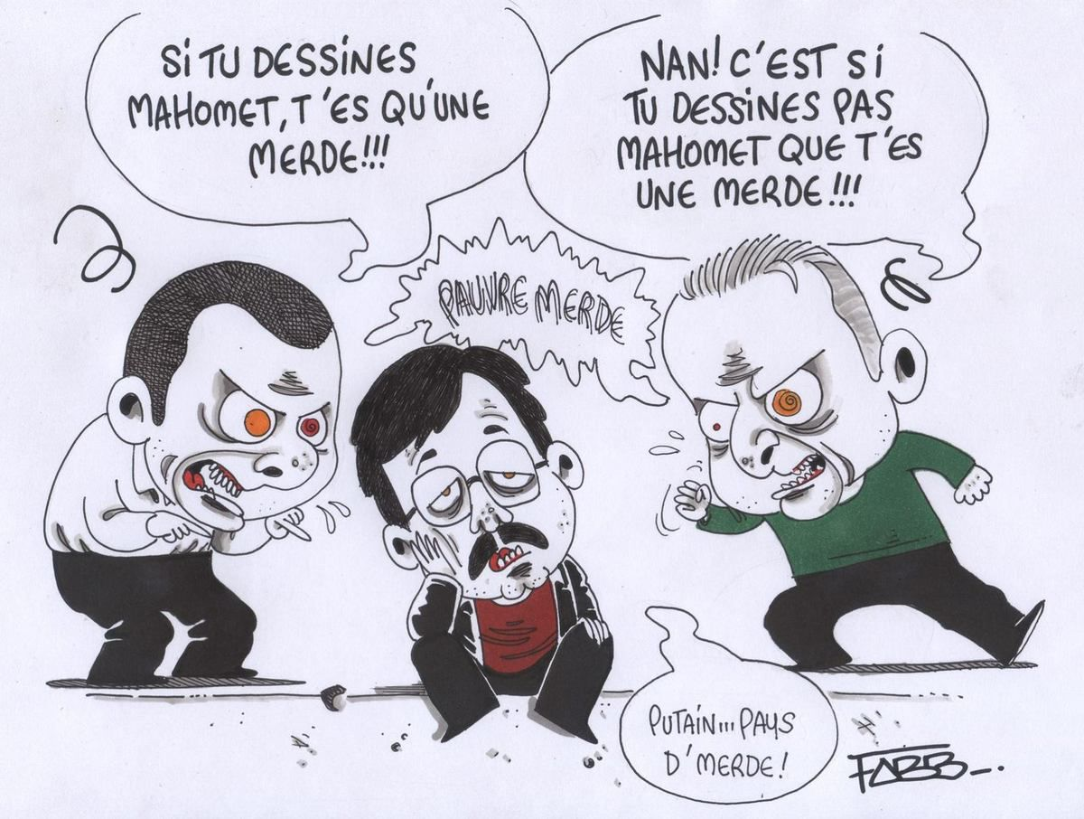 Charlie Hebdo entre polémique inquisition...pour la réflexion