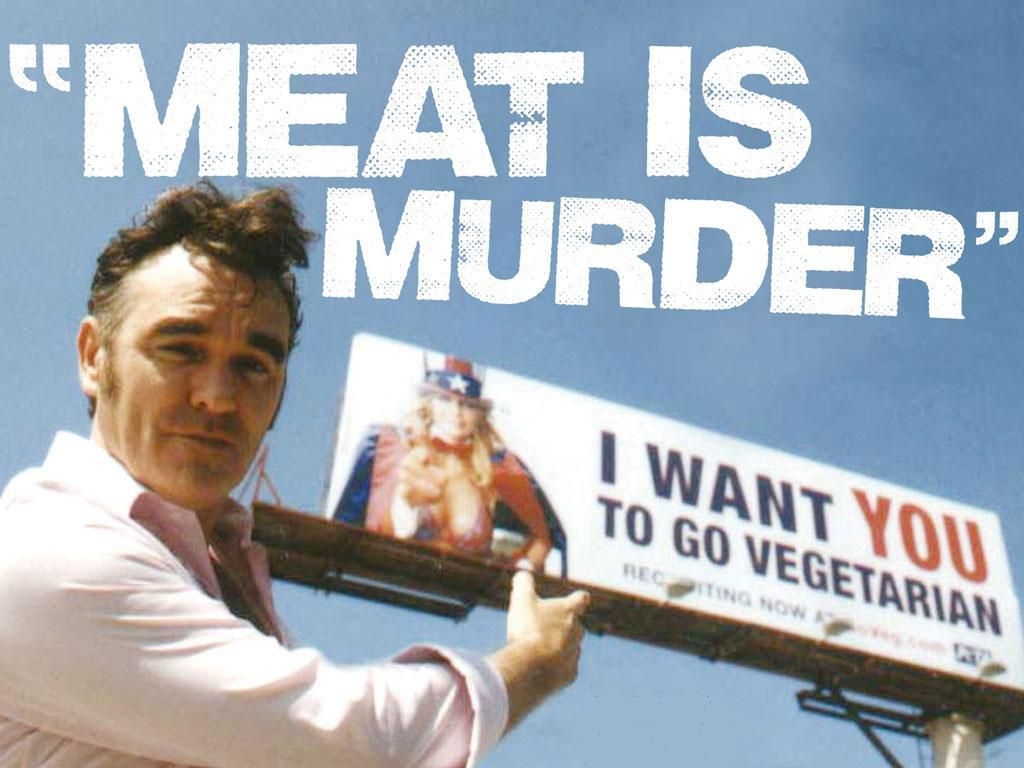 Meat is Murder -the Smiths