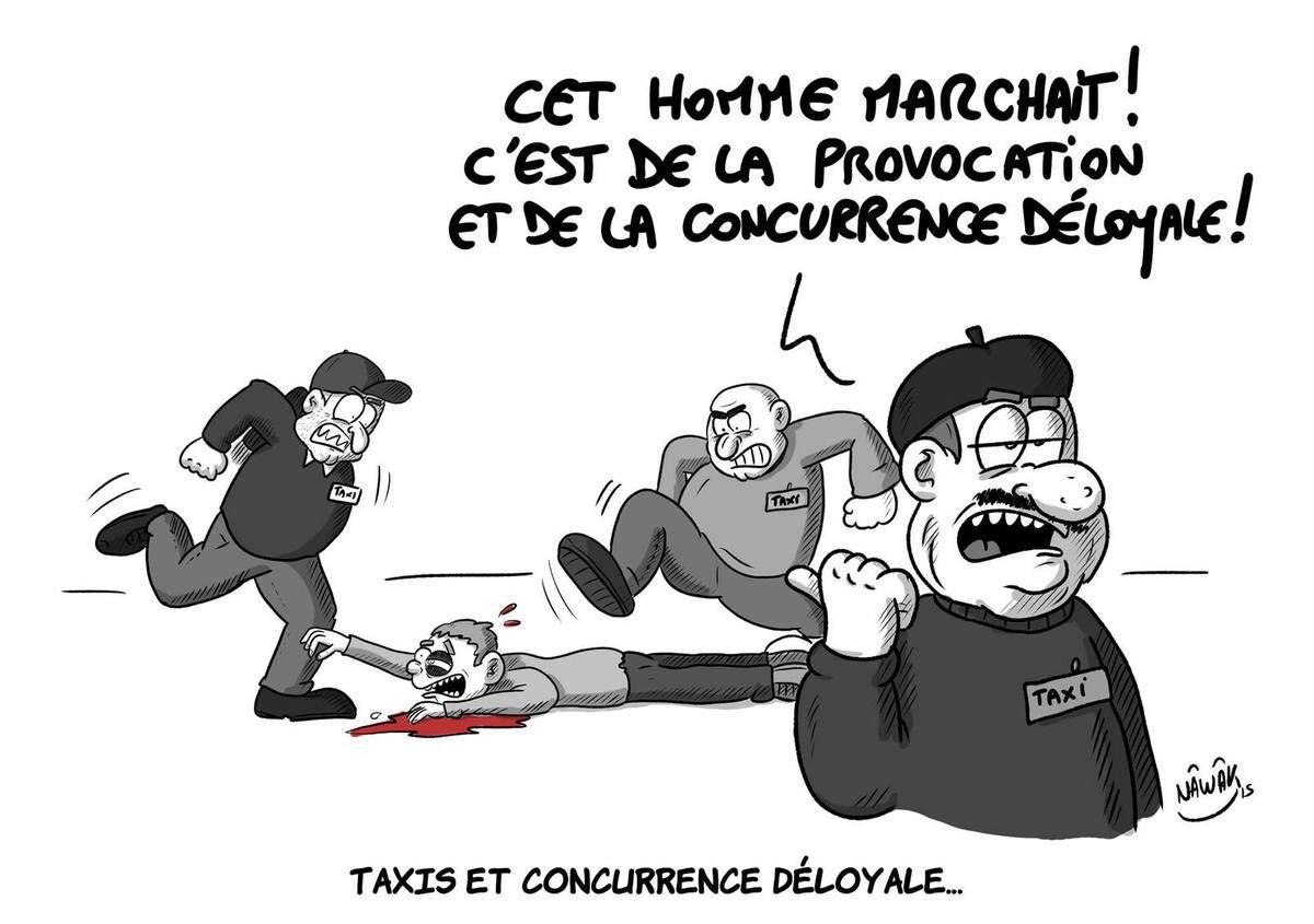 caricaturistes du 22 au 28 juin