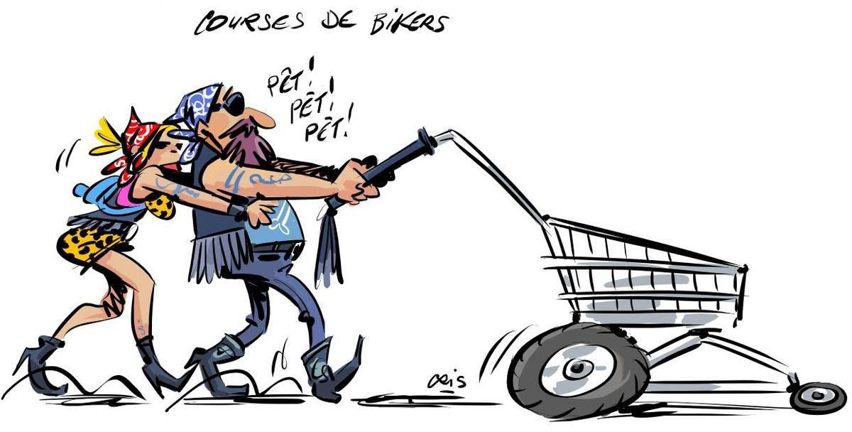 LEs caricaturistes du 6 au12 juillet