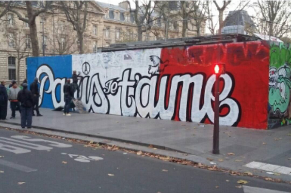 #spray for Paris