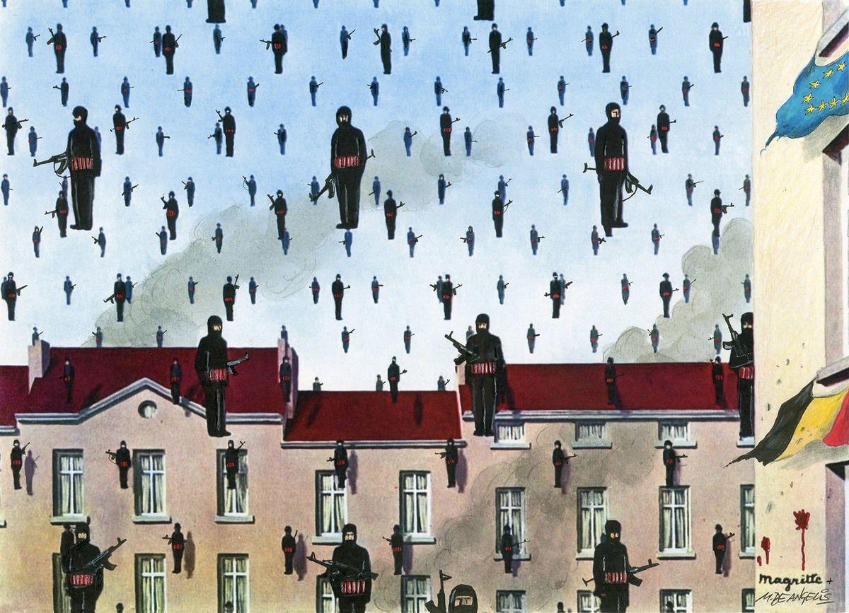 Marco de Angelis+ Magritte