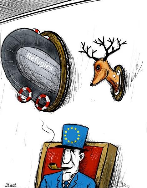 Hani abbas :La fin des bateaux de migrants vers l'Europe, après l'accord obtenu avec la Turquie?