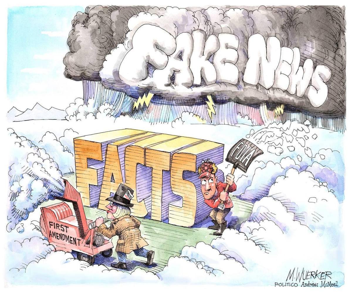 Trump! dessinateurs de presse 2ème