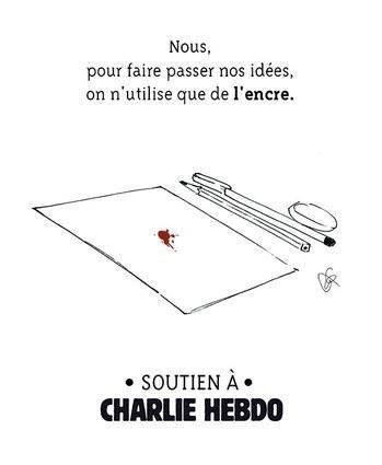 Archives après  janvier 2015, Charlie Hebdo