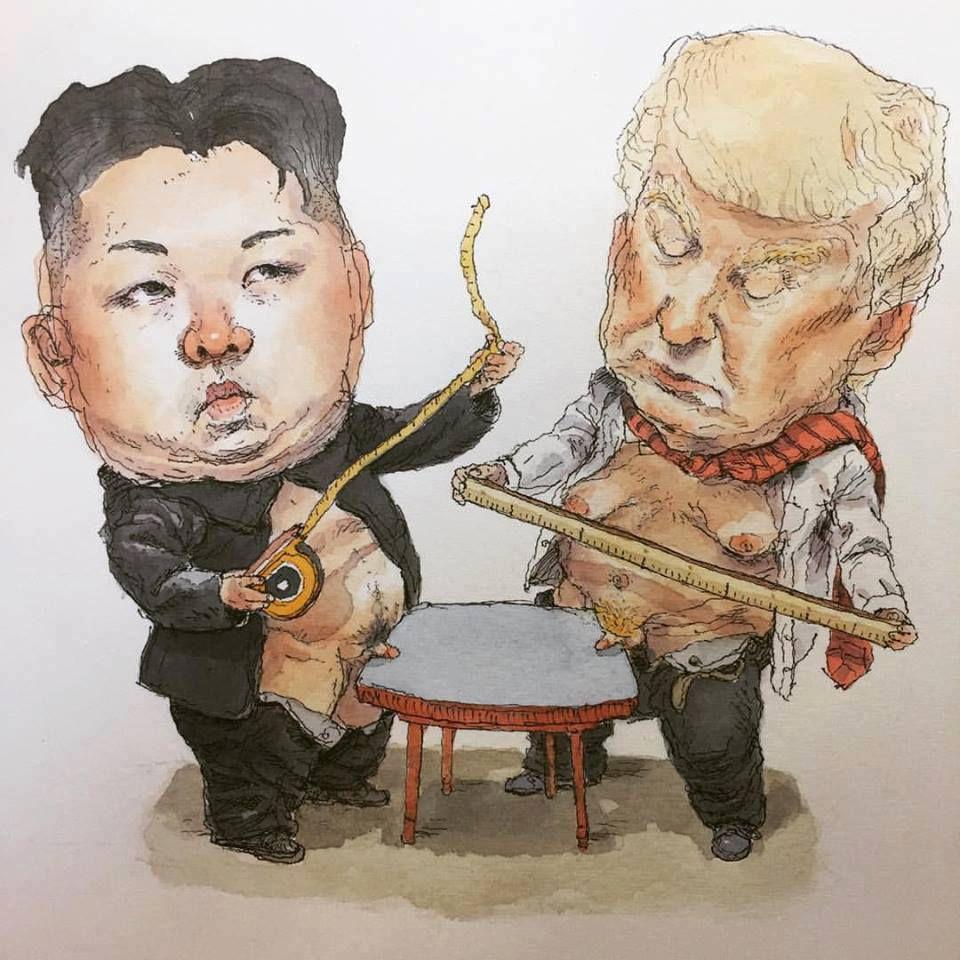 Trump d'après les cartonnistes saison 1 suite