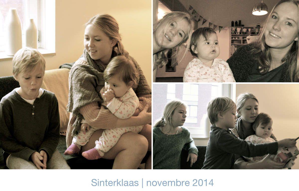 sinterklaas en famille (album le club des 7 & balades)