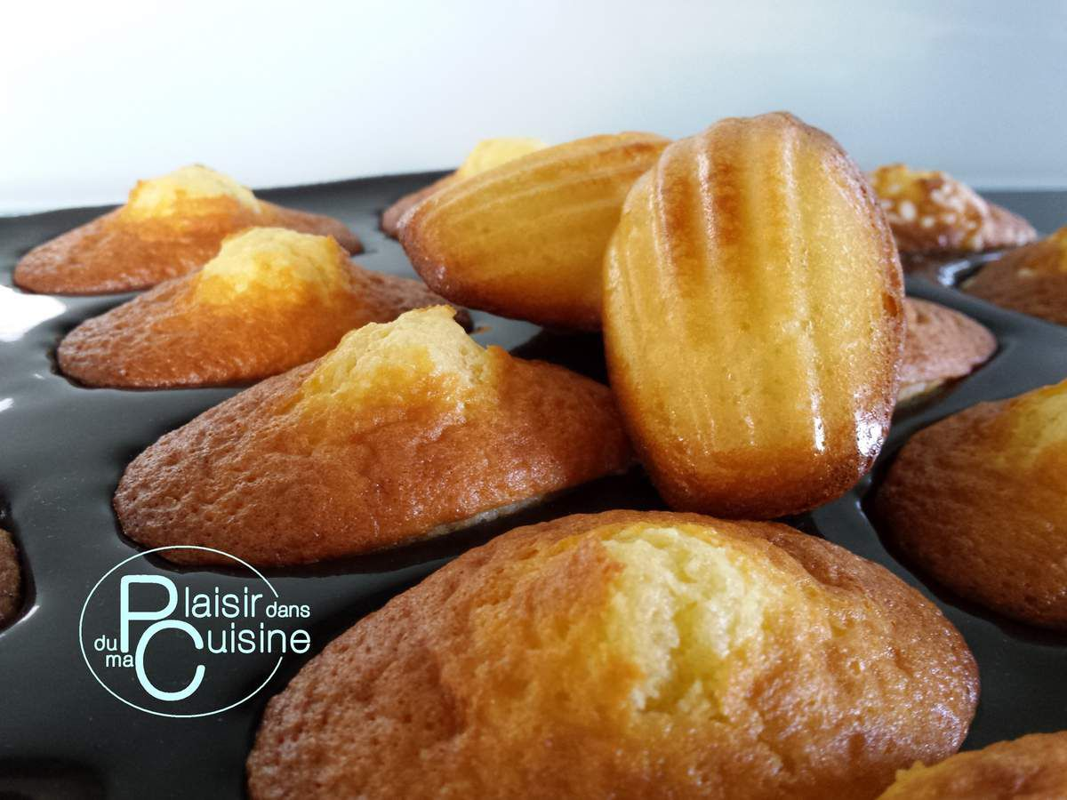 Madeleines de Commercy, au Cook'in
