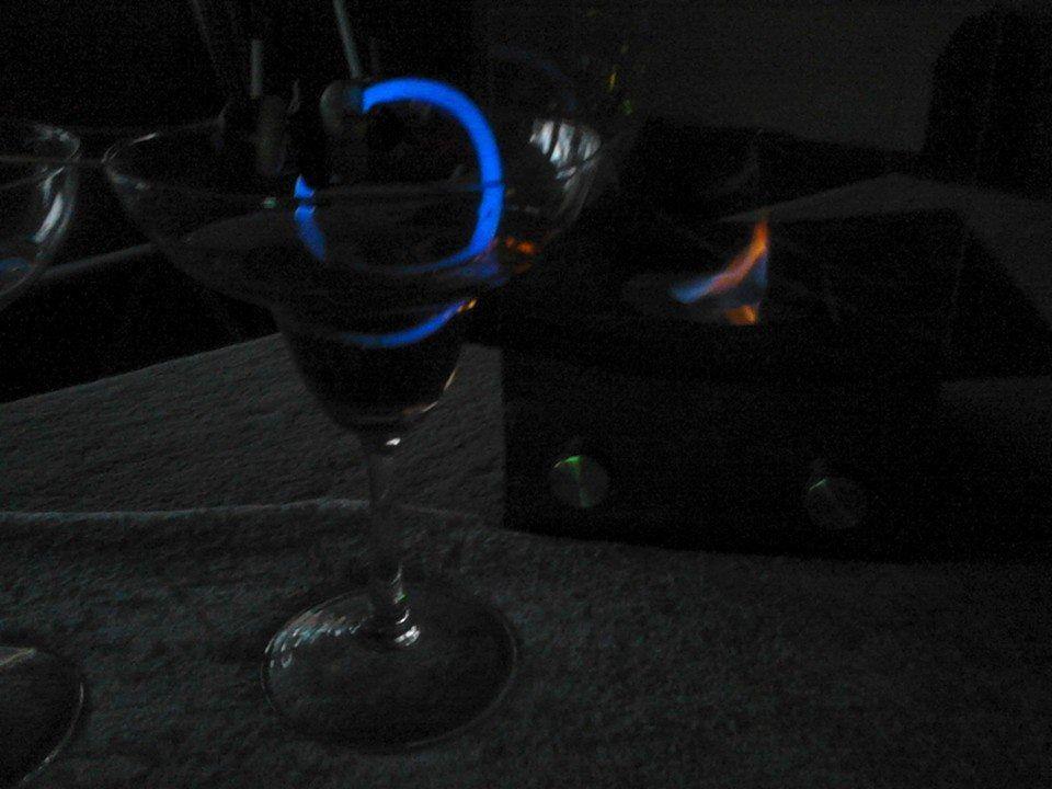 Et si chaud chez nous...auprès d'un feu...