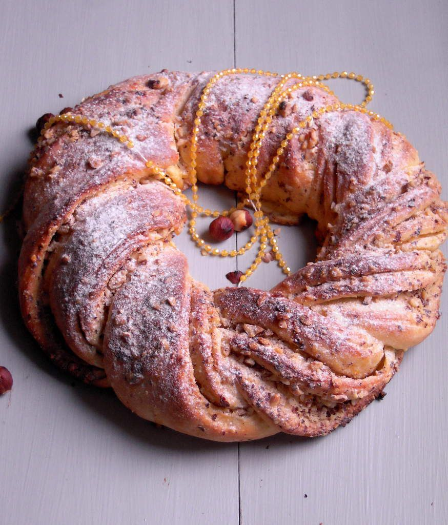 Brioche &quot&#x3B;Kringle Estonien&quot&#x3B;